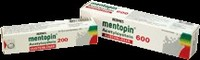 MENTOP�N 600 mg 20 efervesan tablet