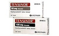 TENSINOR 50 mg 28 tablet {A.İ.Pazarlama}