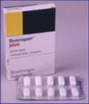 BUSCOPAN PLUS 50 F�LM tablet