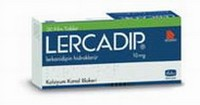 LERCADIP 10 mg 20 F�LM tablet