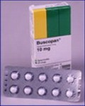 BUSCOPAN 10 mg 50 draje
