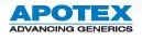 Apotex İlaç San. Ve Tic. Ltd. Şti Logosu