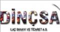 Dinçsa İlaç Sanayi ve Ticaret A.Ş. Logosu