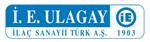 İbrahim Etem Ulagay İlaç Sanayi Türk A.Ş. Logosu