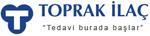 Toprak İlaç ve Kimyevi Maddeler Sanayi ve Ticaret A.Ş. Logosu