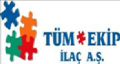 Tüm-Ekip İlaç A.Ş. Logosu